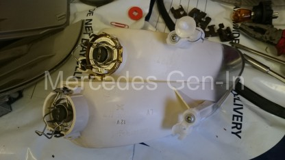 Mercedes Headlamp Repair 1
