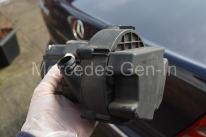 Mercedes P0140 Secondary Air Pump Problem 5