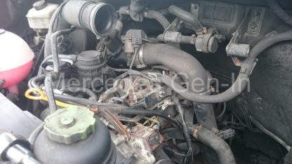 VW Crafter Vacuum Pump Replacement 3