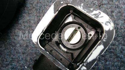 Throttle pedal fault Mercedes Benz 3