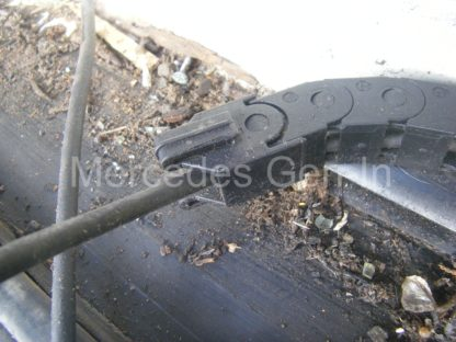 Mercedes Sprinter VW Crafter Side loading Door Cable Management Issues 5