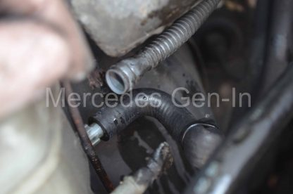 Mercedes Sprinter Crafter Clutch Master Cylinder Swap 1