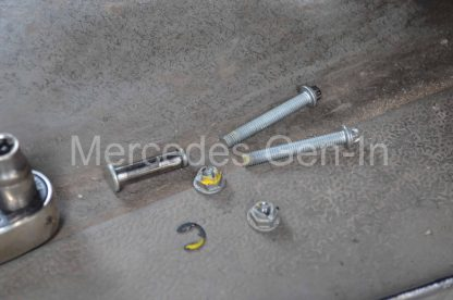 Mercedes Sprinter Crafter Clutch Master Cylinder Swap 10