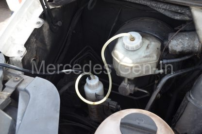 Mercedes Sprinter Crafter Clutch Master Cylinder Swap 13